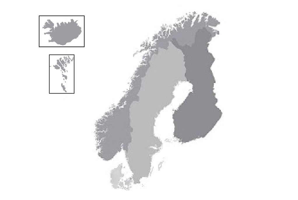 Picture of scandinavia